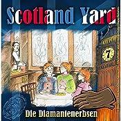 Die Diamantenerbsen (Scotland Yard 7) | Wolfgang Pauls