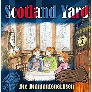 Die Diamantenerbsen (Scotland Yard 7) Hörspiel