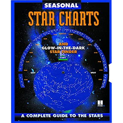 "American Educational Seasonal Star Chart Book, 13-3/4"" Length x 11-1/2"" Width: Industrial & Scientific"