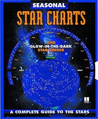 Amazon.Com: American Educational Seasonal Star Chart Book, 13-3/4