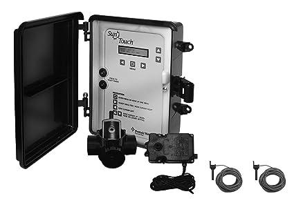 amazon com pentair 520859 suntouch pool and spa single body rh amazon com suntouch floor warming system control manual SunTouch Controller