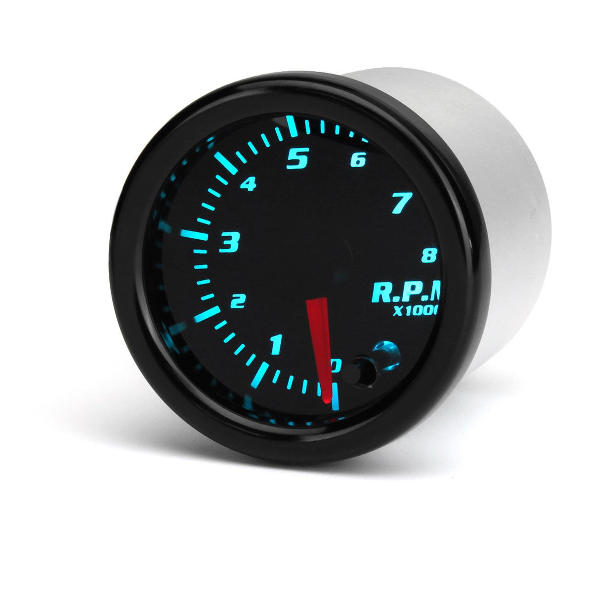 Amazon com: Tachometer Gauge - Car Rpm Gauge - Universal 2