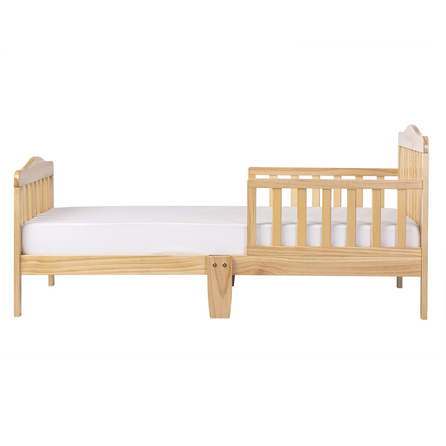 Dream On Me Classic Design Toddler Bed Lavender Ice