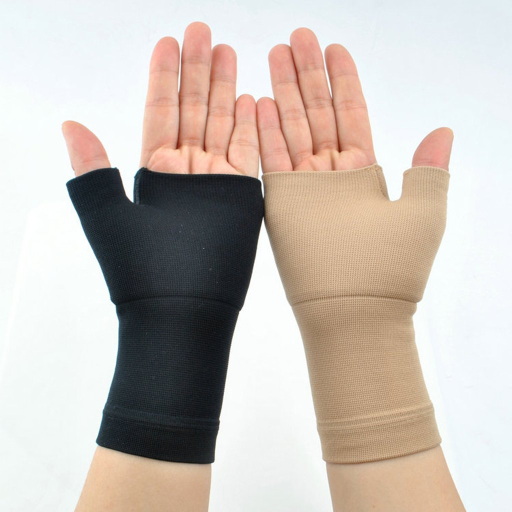 1 Paar perfk Kompressionshandschuhe Anti-Arthritis Handschuhe