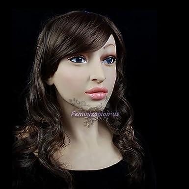 Female Mask Mandy Sissy Crossdressing Transgender
