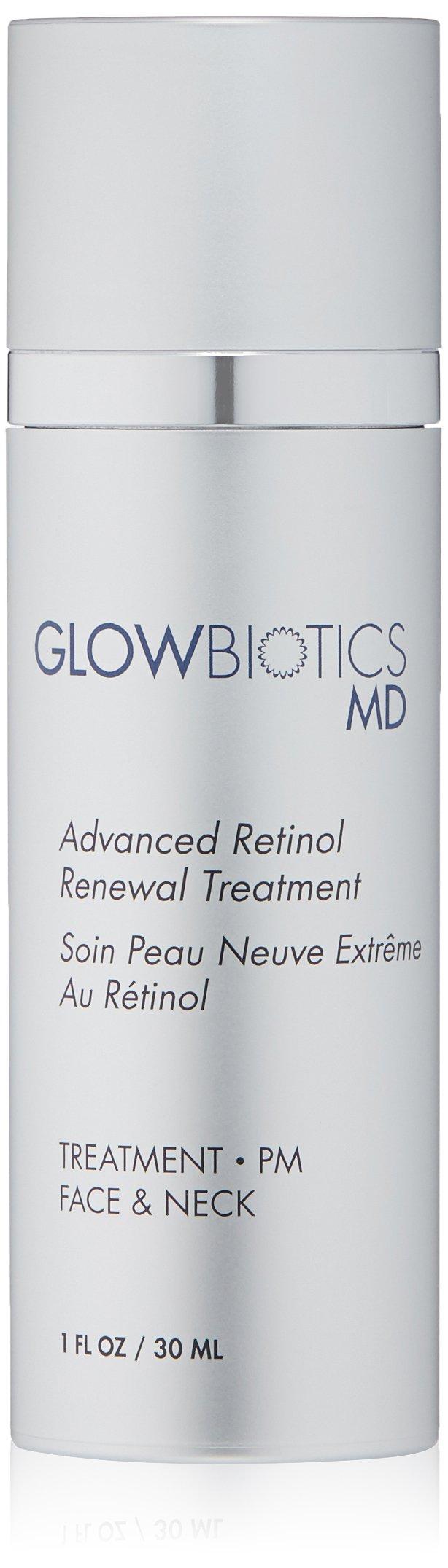 Glowbiotics MD Probiotic Advanced Retinol Renewal Skin Firming and Brightening Treatment, 1oz