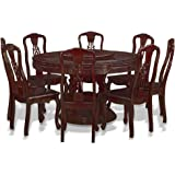 Amazon.com: China Furniture Online Rosewood Dining Table, 60 ...