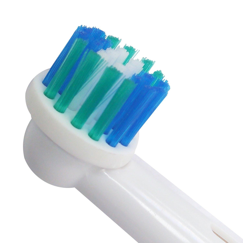 TM Electron 8 Cabezales de recambio para Cepillo Eléctrico compatible con Oral-B: Amazon.es: Salud y cuidado personal