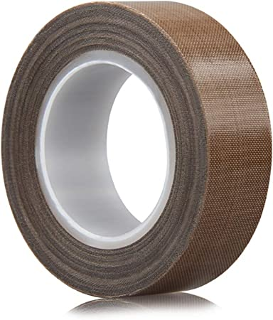 Wholesale Teflon Adhesive Tape Cloth Hi-Temp High Temperature Insulate 15mm*10m
