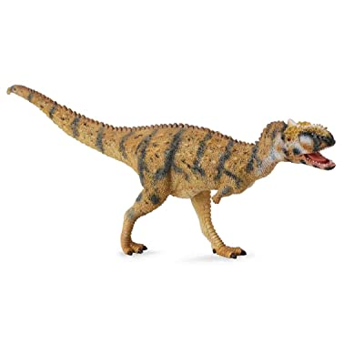 CollectA Prehistoric Life Rajasaurus Toy Dinosaur Figure - Authentic Hand Painted & Paleontologist Approved Model: Toys & Games