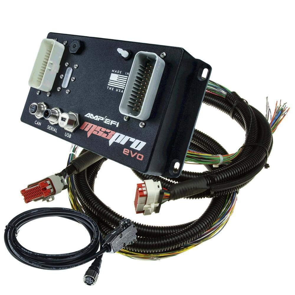MS3Pro EVO Standalone EMS Engine Management System with Wiring Harness