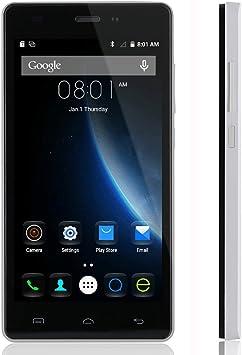 DOOGEE X5 Pro 4G Smartphone FDD-LTE MTK6735 64-bit Quad Core 5.0 ...