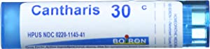 Boiron, Cantharis 30c Multi Dose Tube, 80 Count