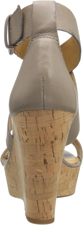 Franco Sarto Womens L-Sitar Platform Sandal