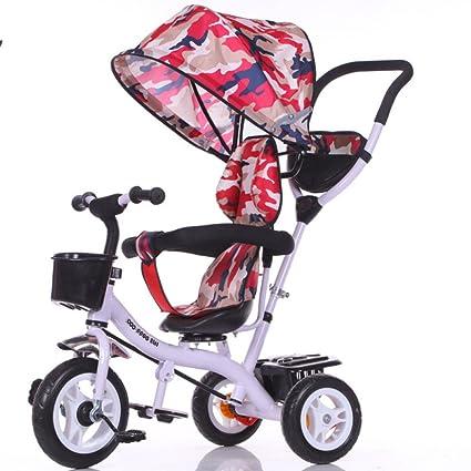 QXMEI Bicicletas para Triciclos para Niños Niños para Niñas ...