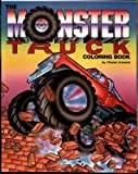 img - for The Monster Truck Coloring Book (Troubador Press) book / textbook / text book