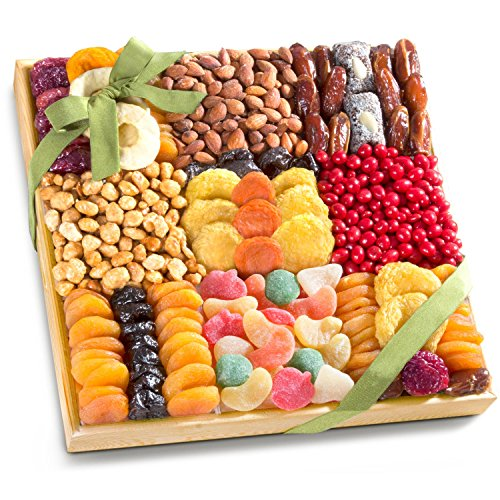 Summer Extravagance Grand Dried Fruit & Nut Tray