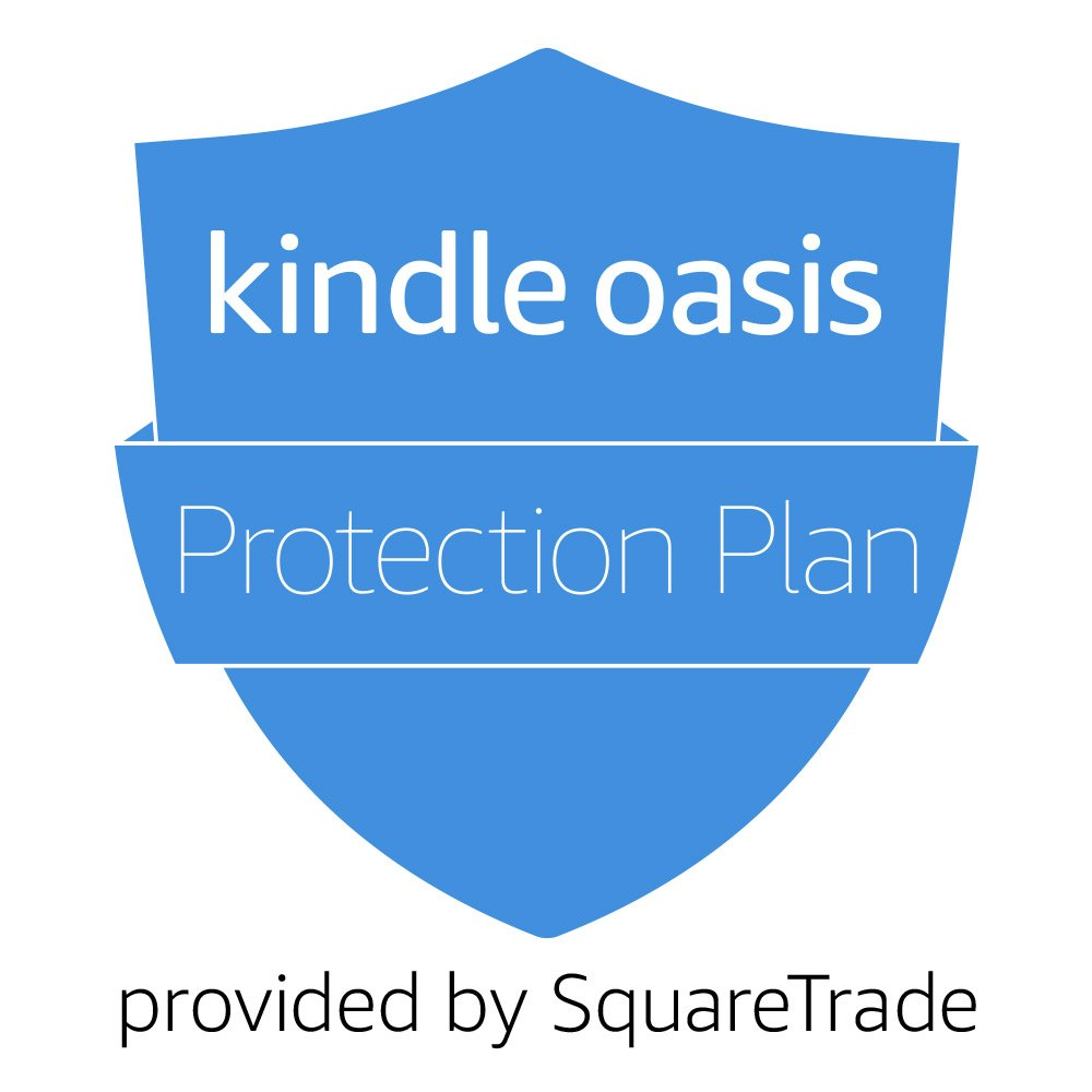 3-Year Protection Plan plus Accident Protection for Kindle Oasis (2017 release, delivered via e-mail)