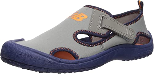 NEW BALANCE Cruiser Youth Boy Girl Athletic Sport Water Sandals NEW Navy Blue