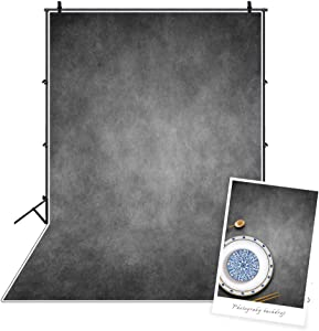 DASHAN 3x5ft Polyester Food One Year Backdrop Boy Cake Smash 1st Birthday Grunge Wall Newborn YouTube Head Shots Photography Background Personal Portrait Online Store Product Tea Party Photo Props