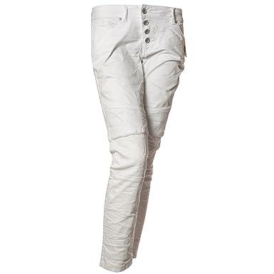 Buenavista Malibu H 78 Stretch Twill Jeans Hose Damen XS