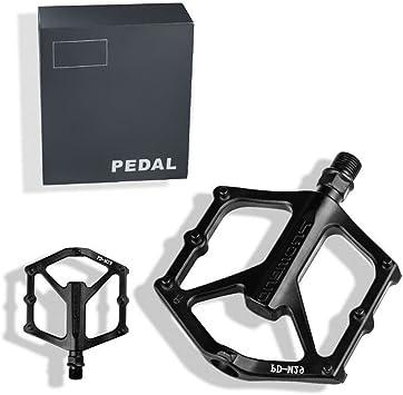 PROMEND Pedales MTB Bicicleta Pedales Pedales de Bicicleta MTB ...