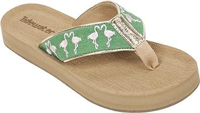 9edf9820f95ed Tidewater Sandals Women s Seabrook Flamingo Flip Flop