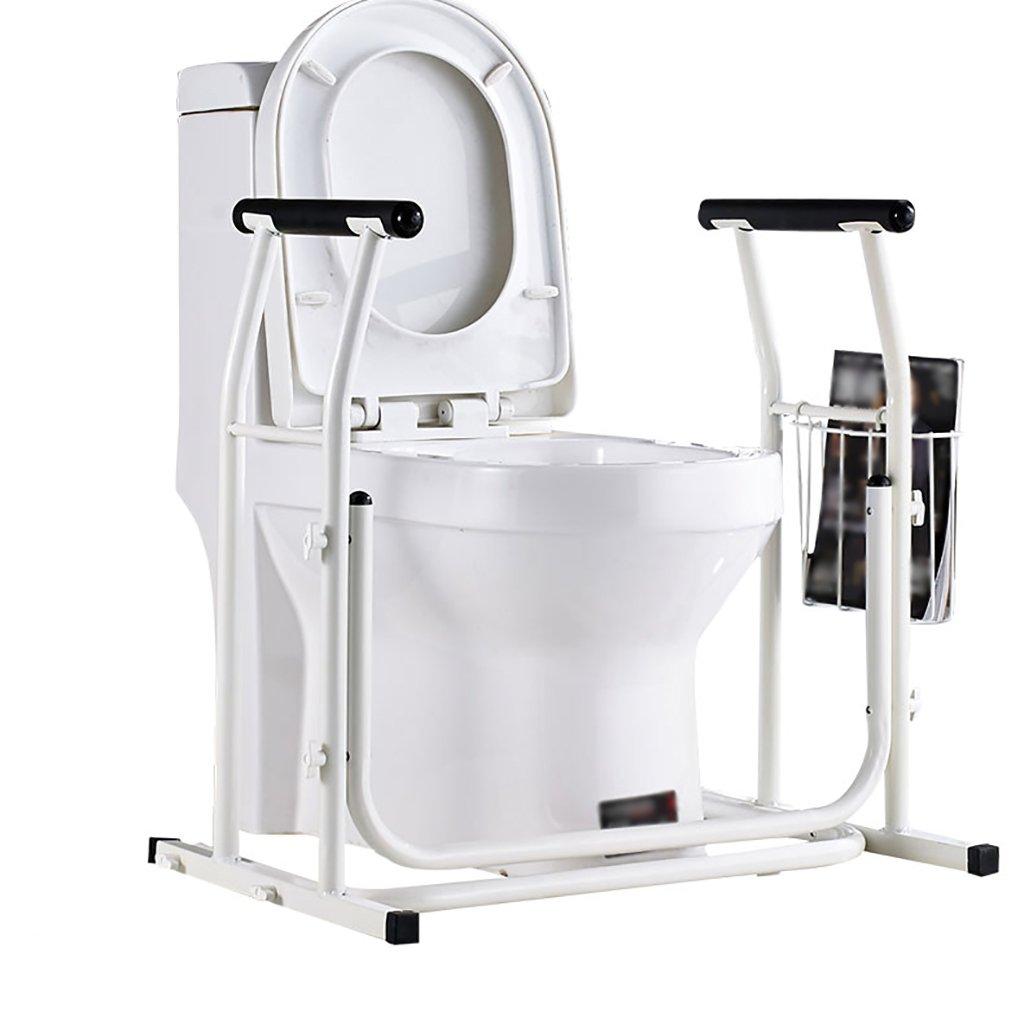バスルームの手すり老人障害者、妊娠中の女性トイレアームレストバスルームバスに乗るパワースタンドノンスリップハンドル B07DQD6W5Z