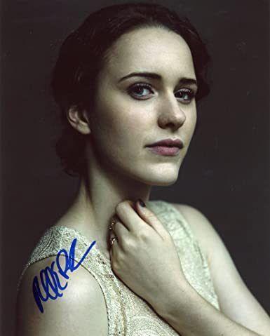 Amazoncom Rachel Brosnahan House Of Cards Autograph Signed 8x10