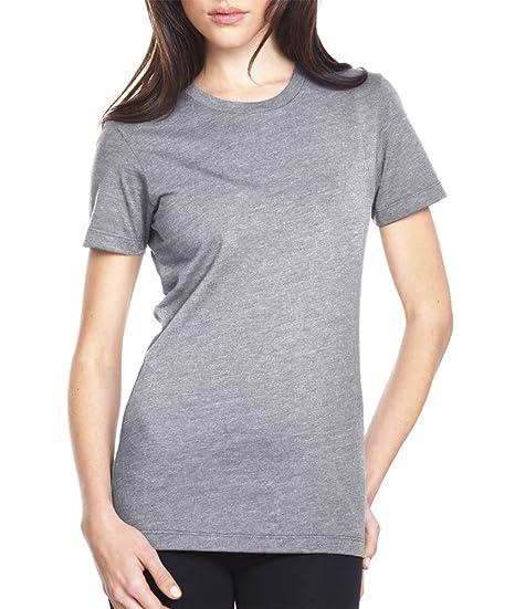 e8969bff558 NEXT LEVEL 6610 Ladies  CVC Crew at Amazon Women s Clothing store