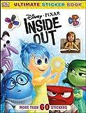 Ultimate Sticker Book: Disney Pixar Inside Out (Ultimate Sticker Books)