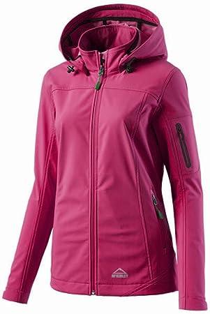 2e0af35b2a0d41 McKinley veste pour femme Birch Creek 2 Rose foncé 42 Multicolore -  Multicolore