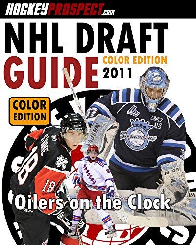 2011 NHL Draft Guide (Color Edition) por Hockey Prospect