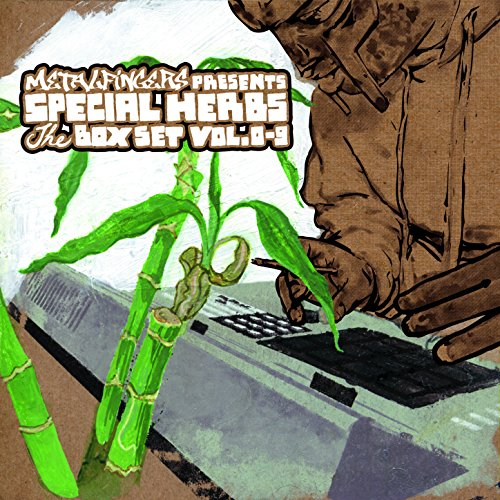 Metal Fingers Presents: Special Herbs, The Box Set Vol. 0 - (Special Metal)