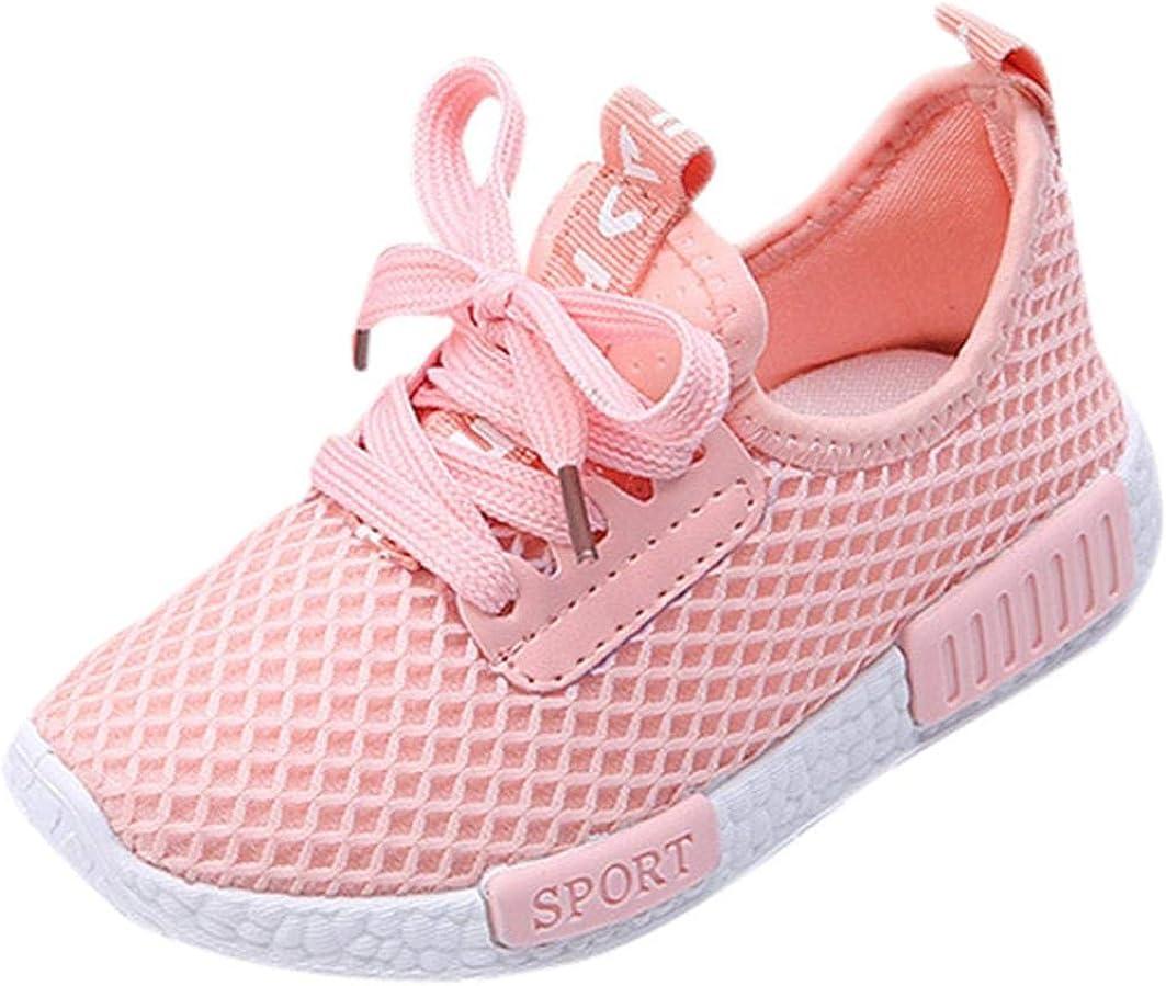 Longra Bébé Garçons Filles Chaussures Sport Running