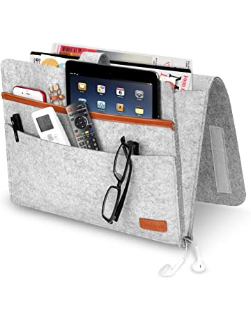 Hanging Storage Bags Novelty Home Bedside Pocket Bed Organizer Hanging Bag Phone Holder Book Magazine Table Storage Pouch Storage Bags
