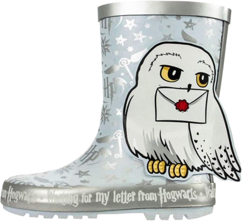 Botas de agua de goma para niñas de Harry Potter: Amazon.es