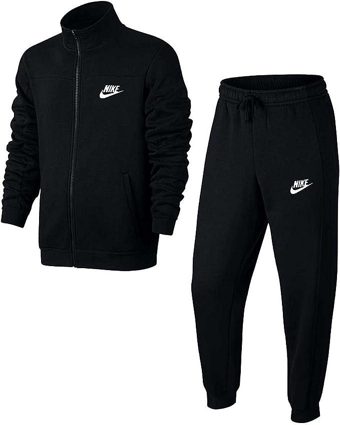 Verter máximo exageración  Nike Herren Sportswear Fleece Trainingsanzug: Amazon.de: Bekleidung