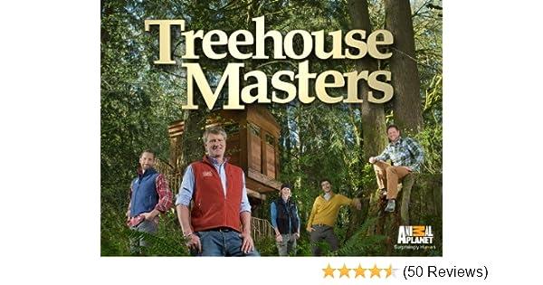 Amazon com: Watch Treehouse Masters Season 1 | Prime Video