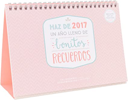 Mr. Wonderful Scrap - Calendario 2017, haz de 2017 un año lleno de ...