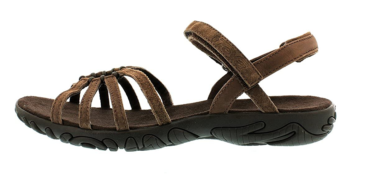 08915c2fe1f4 Teva Womens Kayenta Suede W s Sports   Outdoor Sandals  Amazon.co.uk  Shoes    Bags