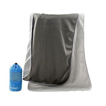 zhenxinmei deporte refrigeración toalla microfibra secado rápido toalla 12