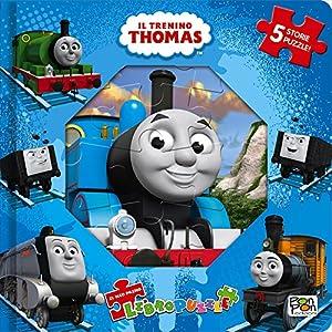 Il Mio Primo Libro Puzzle Trenino Thomas