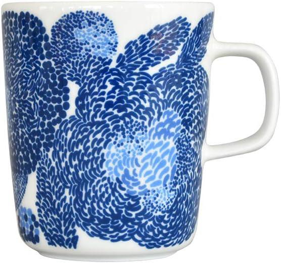 marimekko マリメッコ MYNSTERI ミンステリ マグカップ ブルー マグ コップ コーヒーカップ 北欧 北欧食器