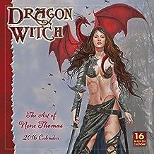 Dragon Witches – Nene Thomas 2016 Wall (Calendar)
