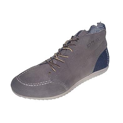 Replay Sneaker Plant Grey (Brown) RC080001L