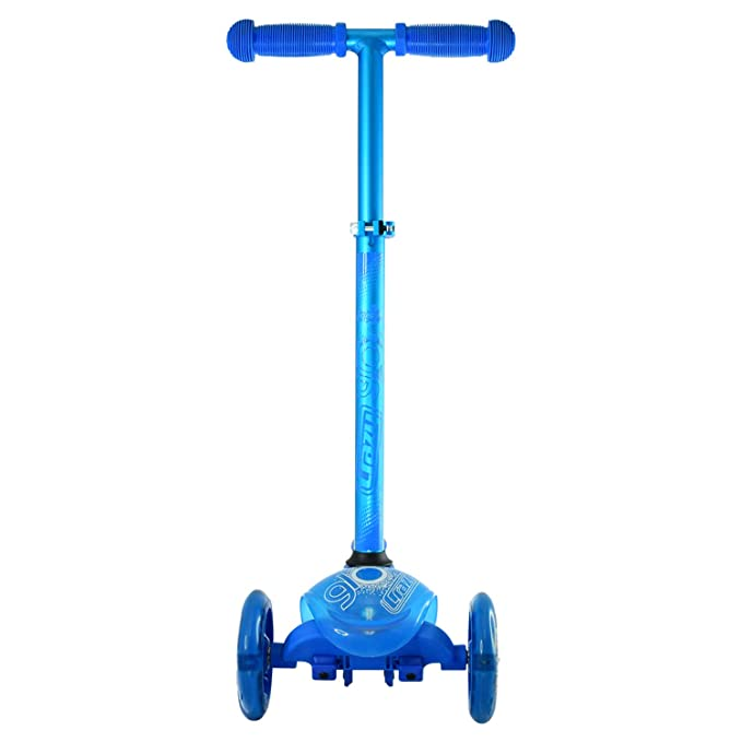 Amazon.com: LED patinete de 3 ruedas por Crazy Skate ...