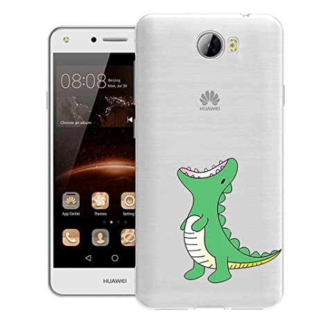coque huawei y6 2017 snapchat