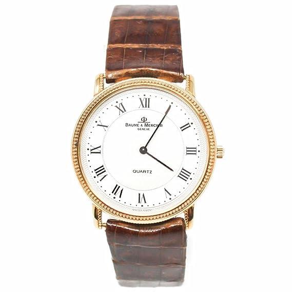 Baume et Mercier – Marignac cuarzo mujer reloj 1510 (Certificado) de segunda mano
