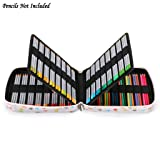 BTSKY Colored Pencil Case - Handy Large Capacity
